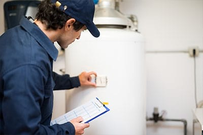 Inspecting and maintaining household appliances
