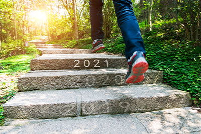 New year, new you: Will be back on track after 2020