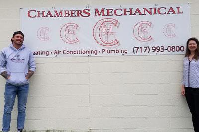Keller Brown - Customer Headlights: Chambers Mechanical - Chambers